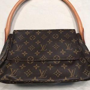 LV Mini-looping handbag
